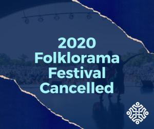 Folklorama odwołana